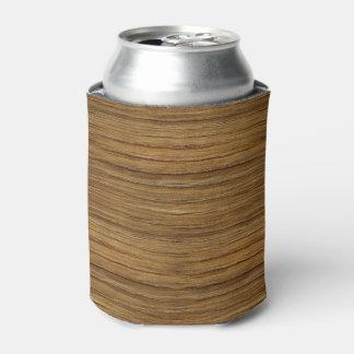 The Look of Driftwood Oak Wood Grain Texture Can Cooler