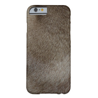 The look of Luxurious Seal Point Siamese Cat Fur Barely There iPhone 6 Case