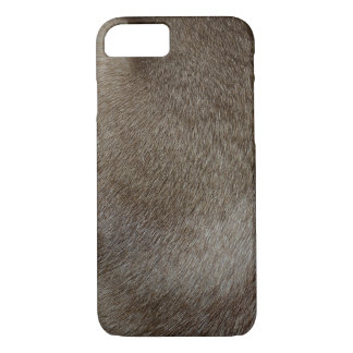 The look of Luxurious Seal Point Siamese Cat Fur iPhone 7 Case