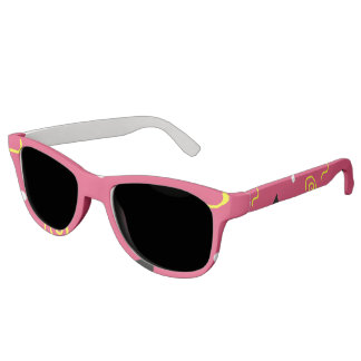 The Look Pink sunglasses
