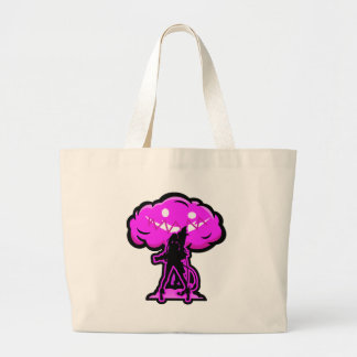 The Loose Cannon Large Tote Bag