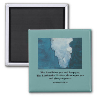 THE LORD BLESS YOU - 1118 MAGNET