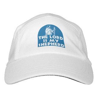 The Lord is my Shepherd Blue Headsweats Hat