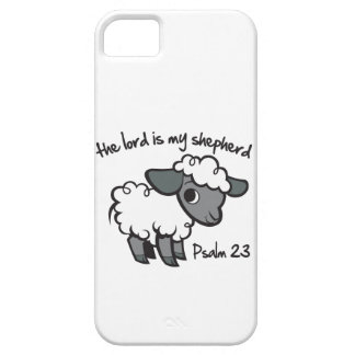 The Lord is my Shepherd iPhone 5 Covers