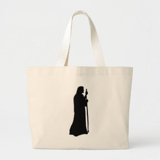 The Lord Is My Shepherd Large Tote Bag