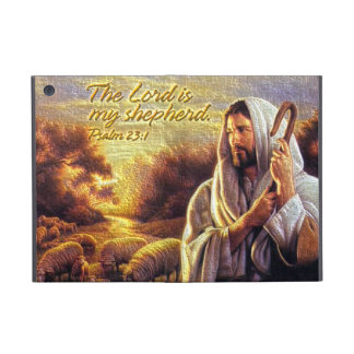 The Lord is my shepherd. Powiscase Case For iPad Mini