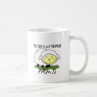 The LORD is my shepherd Psalm 23 Infant t-shirt- U Basic White Mug