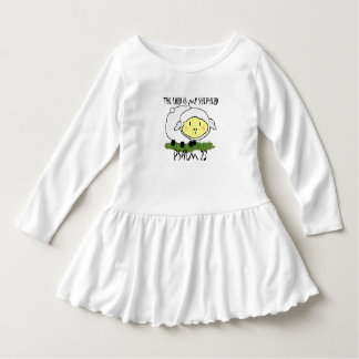 The LORD is my shepherd Psalm 23 Infant t-shirt- U Dress