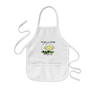 The LORD is my shepherd Psalm 23 Infant t-shirt- U Kids Apron