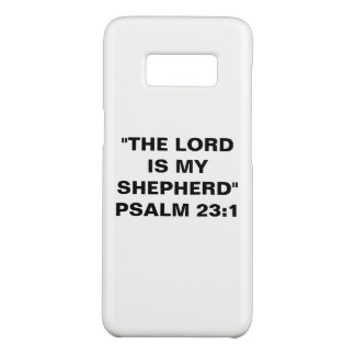 """""""The Lord Is My Shepherd"""" Samsung Galaxy S8 Case"""