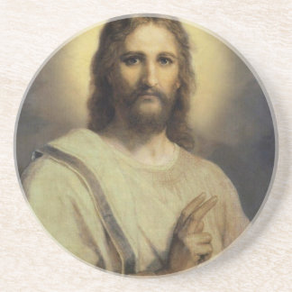 The Lord's Image - Heinrich Hofmann Coasters