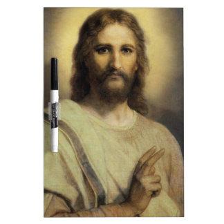 The Lord's Image - Heinrich Hofmann Dry Erase Board