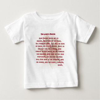 The Lord's Prayer Baby T-Shirt