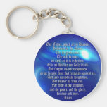 The Lord's Prayer Key Chains