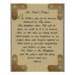The Lords Prayer Poster, Poster