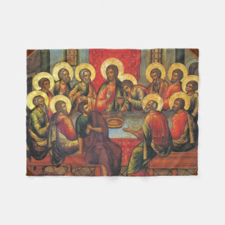The Lord's Supper Fleece Blanket