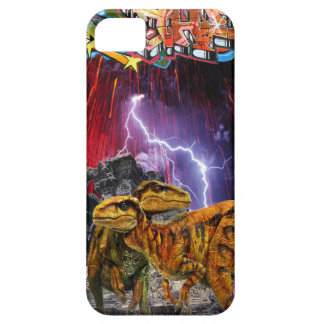 The Lost City iPhone 5 Cases