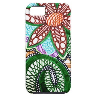 The Lost Flower Case For The iPhone 5