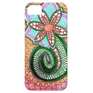 The Lost Flower iPhone 5 Covers