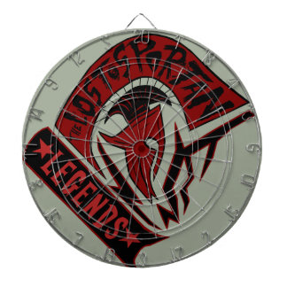 The Lost Spartan Legends Dartboards