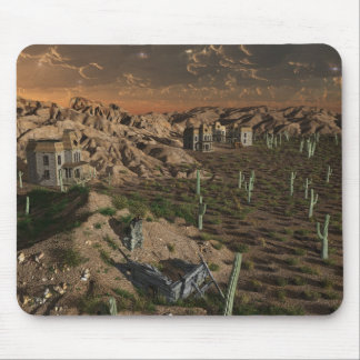 The Lost Western. Mouse Pad