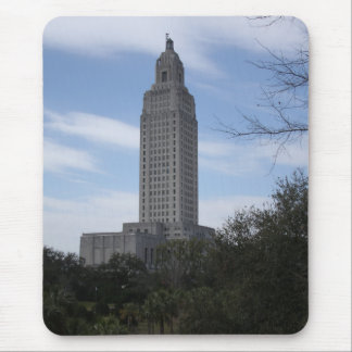 The Louisiana State Capitol Mouse Pad