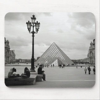 The Louvre Mousepad