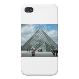 The Louvre Paris iPhone 4/4S Covers