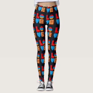 The Love Armenia Leggings