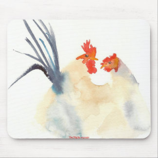 The Love Chickens Mousepad