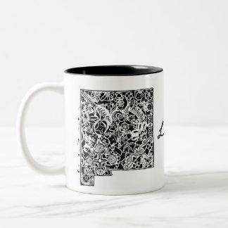 "The ""Love New Mexico"" mug"