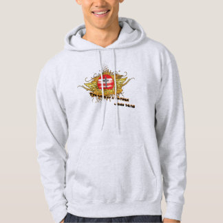 The love of a father John 14:16 Hoodie