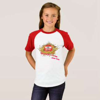 The love of a father John 14:16 T-Shirt