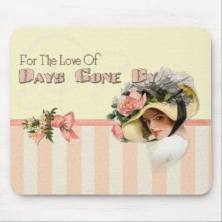 The Love of Days Gone By Mouse Pad