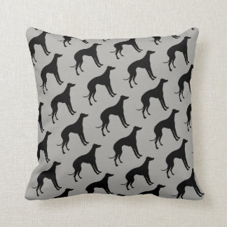 The Love of Italian Greyhound Dogs Pillow