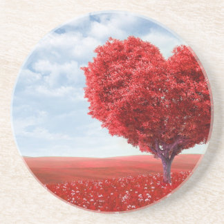 The Love Tree Coaster