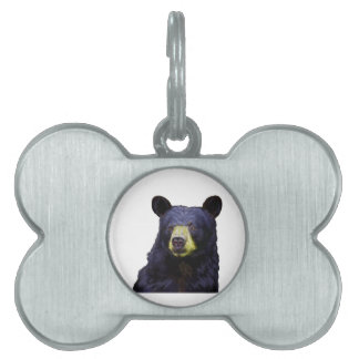 THE LOVED ONE PET NAME TAG