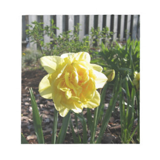 The Lovely Daffodil Notepad