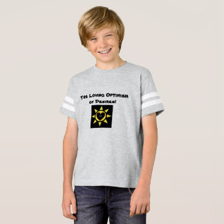 The Loving Optimism of Desires p136 T-Shirt