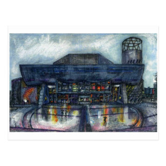 The Lowry by Anthony McCarthy Postcard