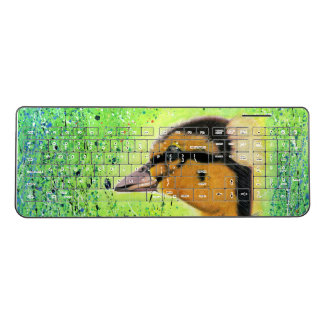 The Luck Duckling Keyboard