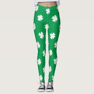 The Luck of the Irish Leggings