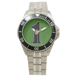 The Lucky Golfer Hole in One Watch