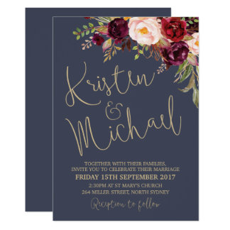 The Lucy Suite - Wedding Invitation