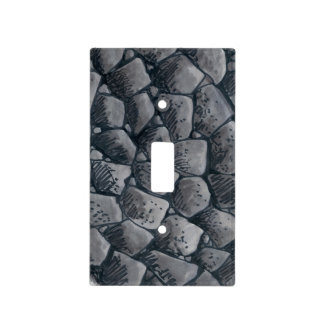 The Lump Of Coal light switch cover single toggle