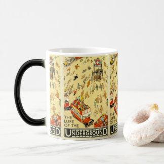 The Lure of the Underground, London Magic Mug