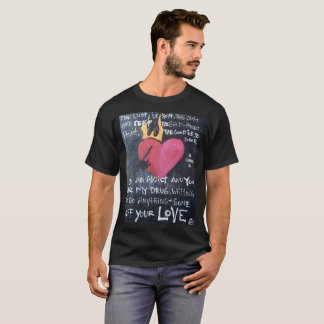 THE LUST, THE CUTS ON MY HEART DBr T-Shirt