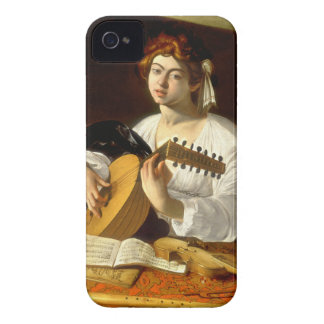 The Lute Player - Caravaggio Case-Mate iPhone 4 Case