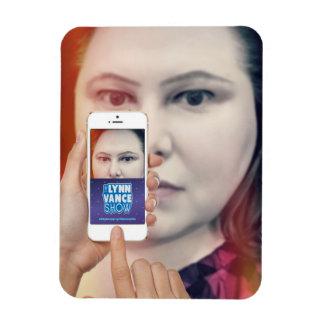 The Lynn Vance Show Iphone Magnet