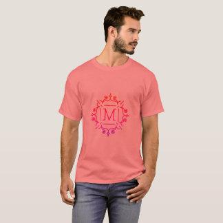 The M royal T-Shirt